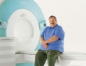 CMI MRI magnet increased comfort