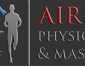 Airdrie Physiotherapy & Massage Logo